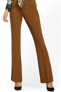 🆕️NY&C Citystretch-luxe 7th Ave Flare Pants Sz 16